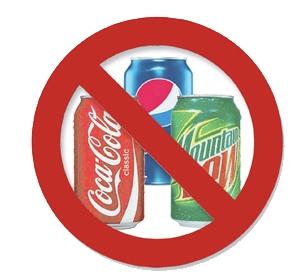 No Soda KarimDavid.com