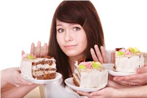 SAY NO TO CAKE KARIMDAVID.COM